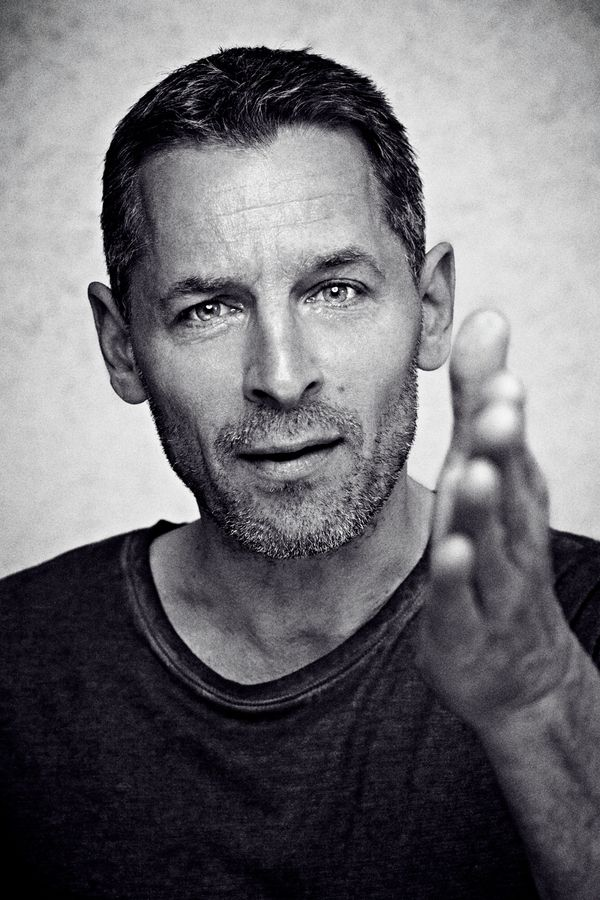 Danish actor Mikael Birkkjær (b. 1958) © Photo by © Flemming Leitorp Photography