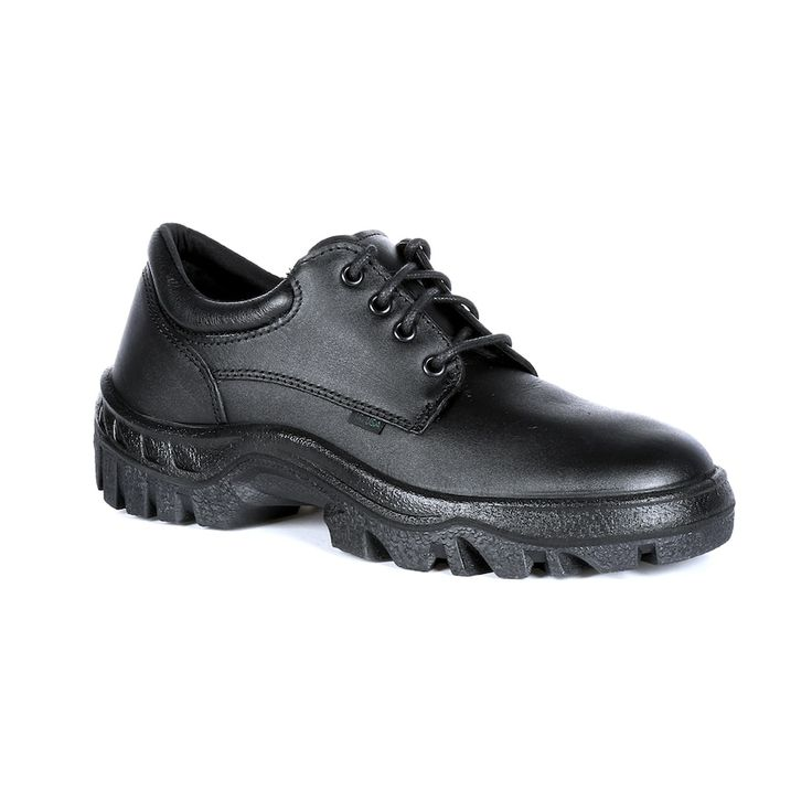 Rocky Postal TMC Men's Oxford Water Resistant Utility Shoes, Size: medium (11.5), Black