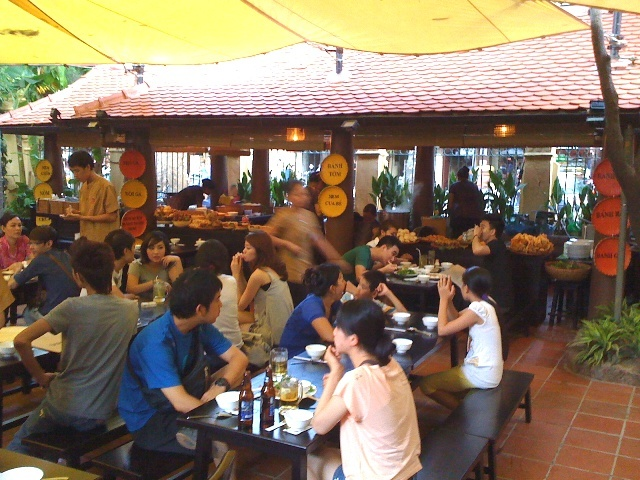 Eat - Savor Vietnamese classics at Quan An Ngon, District 1, Ho Chi Minh City