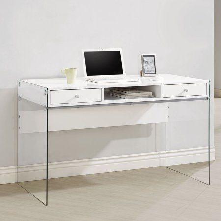 Tremendous Coaster Contemporary Writing Desk Multiple Finishes Home Download Free Architecture Designs Oxytwazosbritishbridgeorg