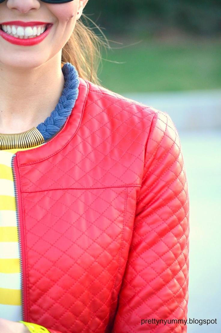 greek fashion blogs   pretty n yummy: honey bee stripes