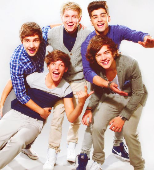 One Direction  without them i would actually have a life.... lol