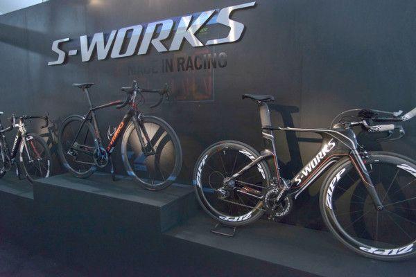2014 Specialized Road & Triathlon Bikes – More Disc Brakes & Trickle Down Tech!