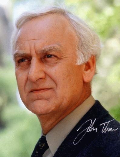 John Thaw 60, sadly missed