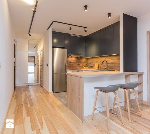 Kuchnia, styl industrialny - zdjęcie od Kameleon - Kreatywne Studio Projektowania Wnętrz
