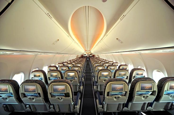 flydubai Sky interior