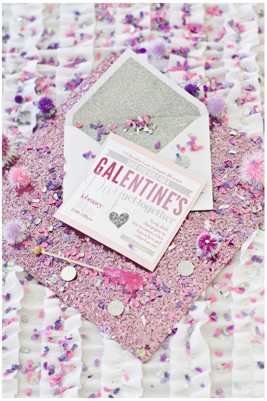 17 best images about galentine 39 s day 2015 on pinterest. Black Bedroom Furniture Sets. Home Design Ideas