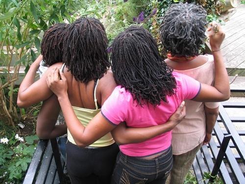 Natural Hair Locs Styles: Sisterlocks Sisterlocks Lovely Sisterlocks #dreadlocks