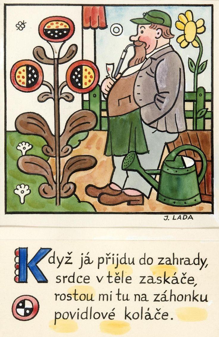 Kalamajka – Když já přijdu do zahrady, 1913