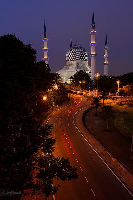 Masjid Shah Alam - Malaysia