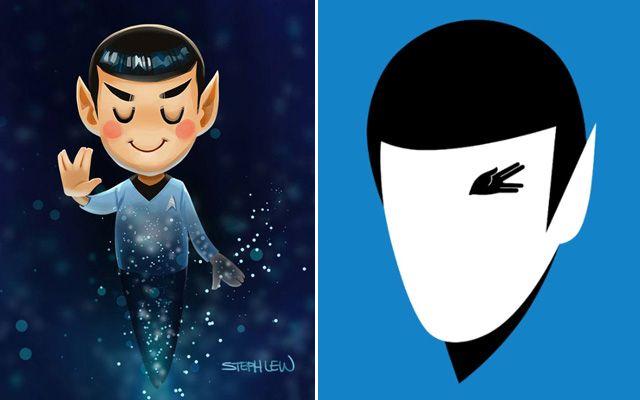 Mr. Spock nous a donc quitté. Leonard Nimoy s'est éteint ce 27 février, à l'âge de 83 ans. Il avait été hospitalisé en début de semaine pour des douleurs à la poitrine. Dans les années 50/60 il fit une cinquantaine d'apparitions dans des films de séries B et des séries tv comme Mission impossible, La Quatrième Dimension,…