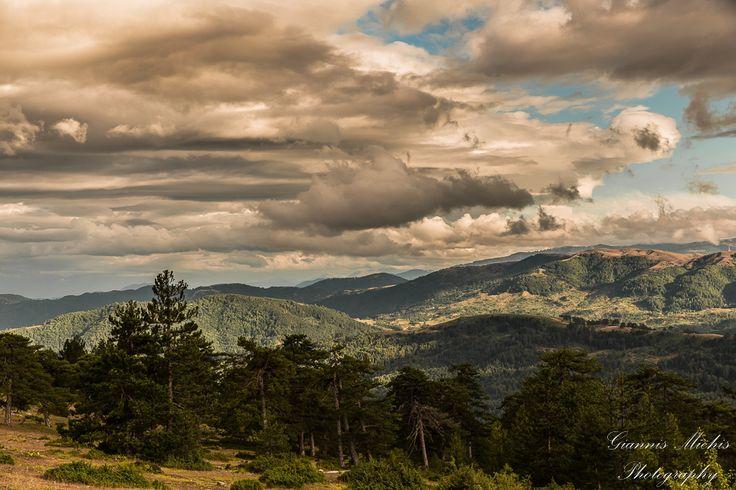 Η οροσειρά της Πίνδου σε άλλη διάσταση!!! - Προπαγάνδα