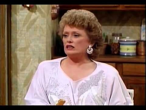 """The Golden Girls : """"Nothing To Fear But Fear Itself"""" (Full Episode)"""