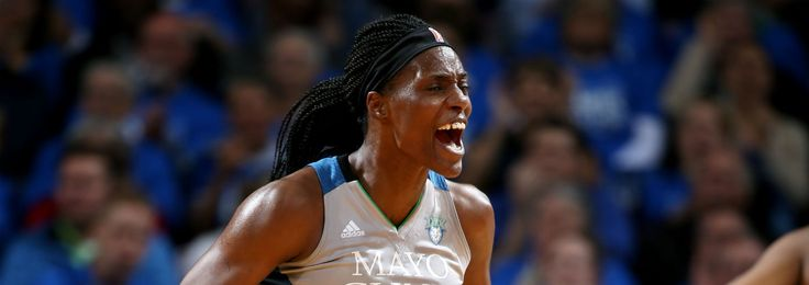 2017 MVP Sylvia Fowles Headlines 2017 All-WNBA First Team - WNBA.com - Official Site of the WNBA
