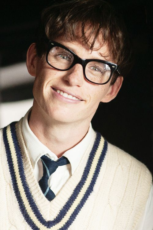 Eddie Redmayne, The Theory of Everything (SO EXCITED TO SEE THIS AND SO EXCITED TO SEE HIM PLAY STEPHEN HAWKING)