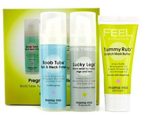 Amazon.com: Mama Mio Pregnancy Essentials Kit, your pregnancy skincare prescription: Beauty