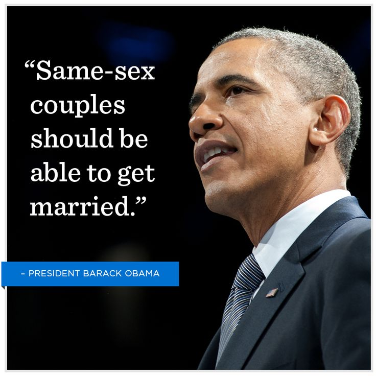 """President Obama announces his support for same-sex marriage, saying, """"Same-sex couples should be able to get married."""": Gay Marriage, Obama 2012, Presidents Obama, Equality Rights, Gaymarriag, Same Sex Marriage, U.S. Presidents, Barack Obama, Marriage Equality"""