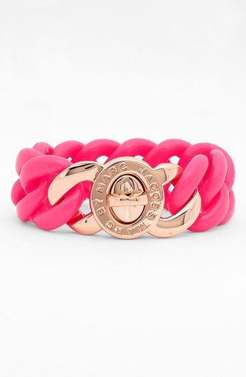 MARC BY MARC JACOBS 'Turnlock - Candy' Bracelet available at #Nordstrom