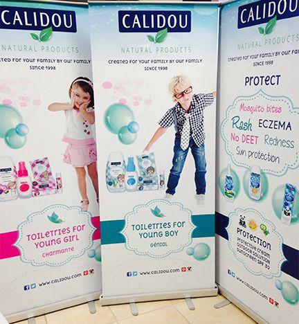 #Calidou banners #abckids #lasvegas