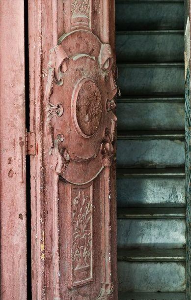 Door.: Colour, Pinkdoor, Doorway, Color, Doors Windows, Beautiful Doors, Knock Knock