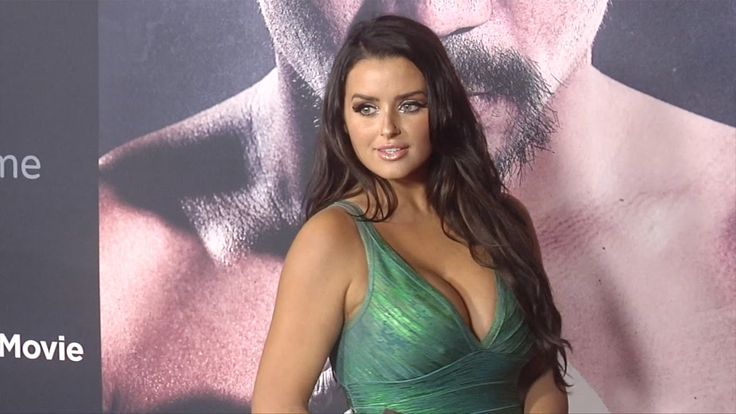 Flashback: Model Abigail Ratchford Stuns at MANNY Premiere in LA