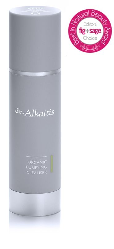 Dr Alkaitis Organic purifying cleanser