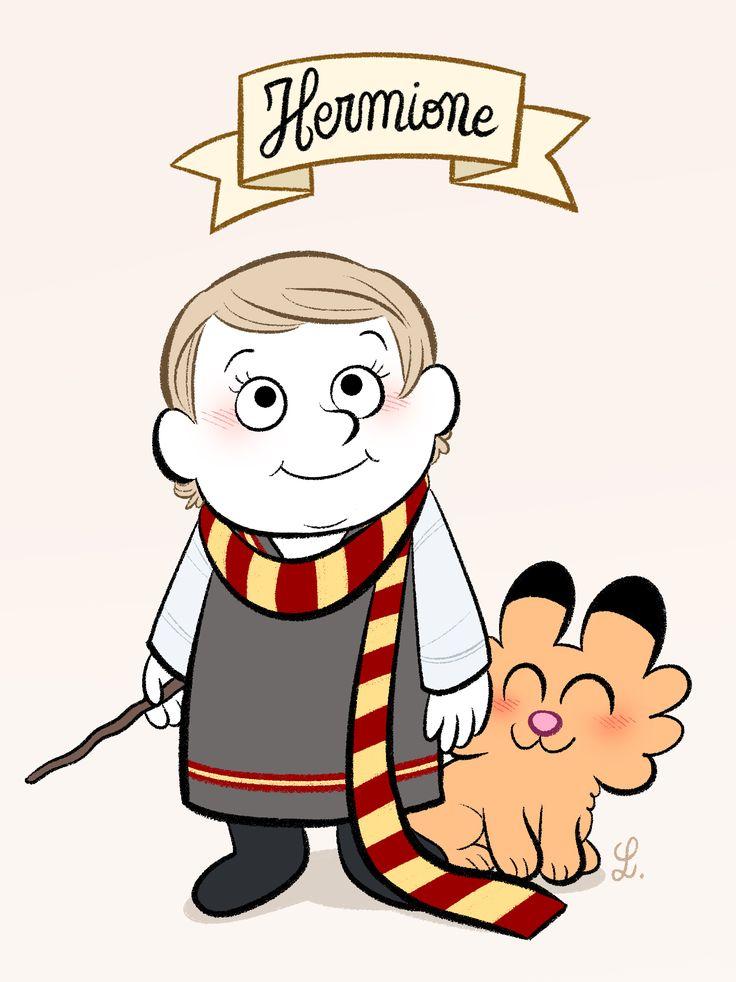 #Hermione #baby #HarryPotter