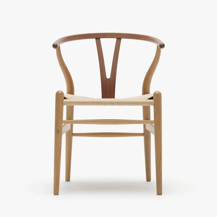 CH24 Wishbone Chair by Hans J. Wegner for Carl Hansen & Søn.