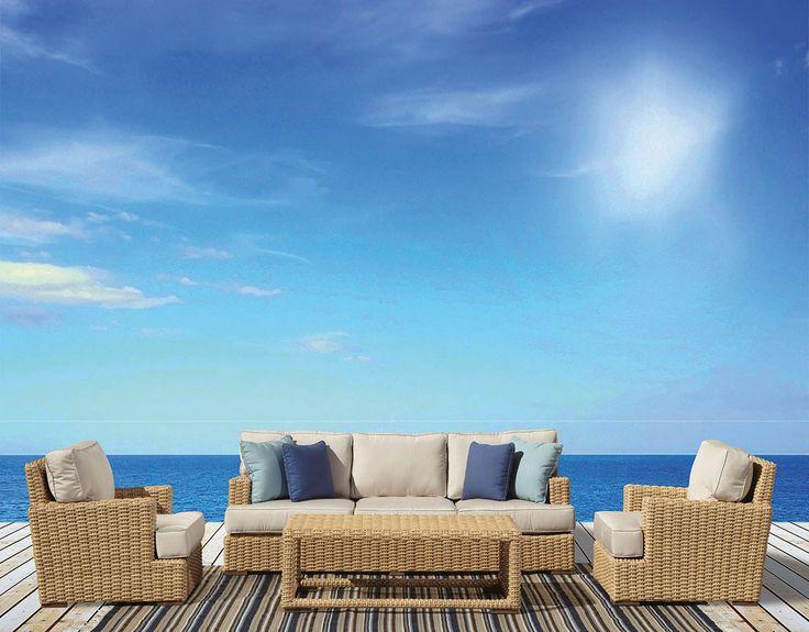 Leucadia Sofa Set by Sunset West