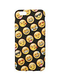 HOTTOPIC.COM - Emoji Faces Anti Shock iPhone 6 Case
