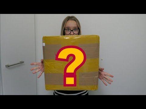 Что в коробке? Распаковка посылки!