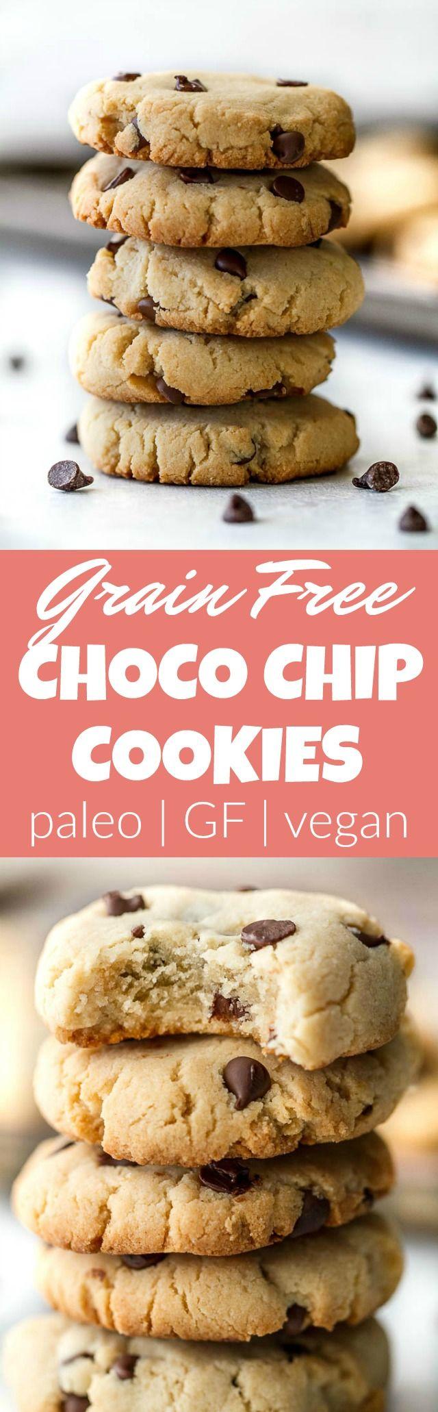 Almond flour chocolate chip cookies (1.5 c almond flour, 3 tbs coconut flour, 1/4 c coconut oil, 1/4 c maple syrup, 2 tbs applesauce, vanilla, chocolate)