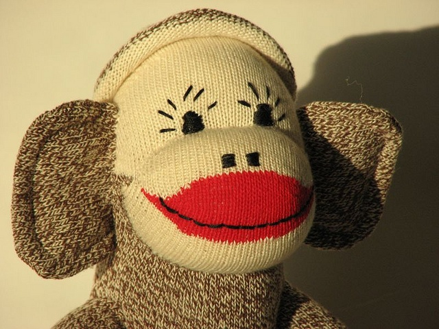 154 best Sock Monkeys images on Pinterest | Sock monkeys, Monkey ...