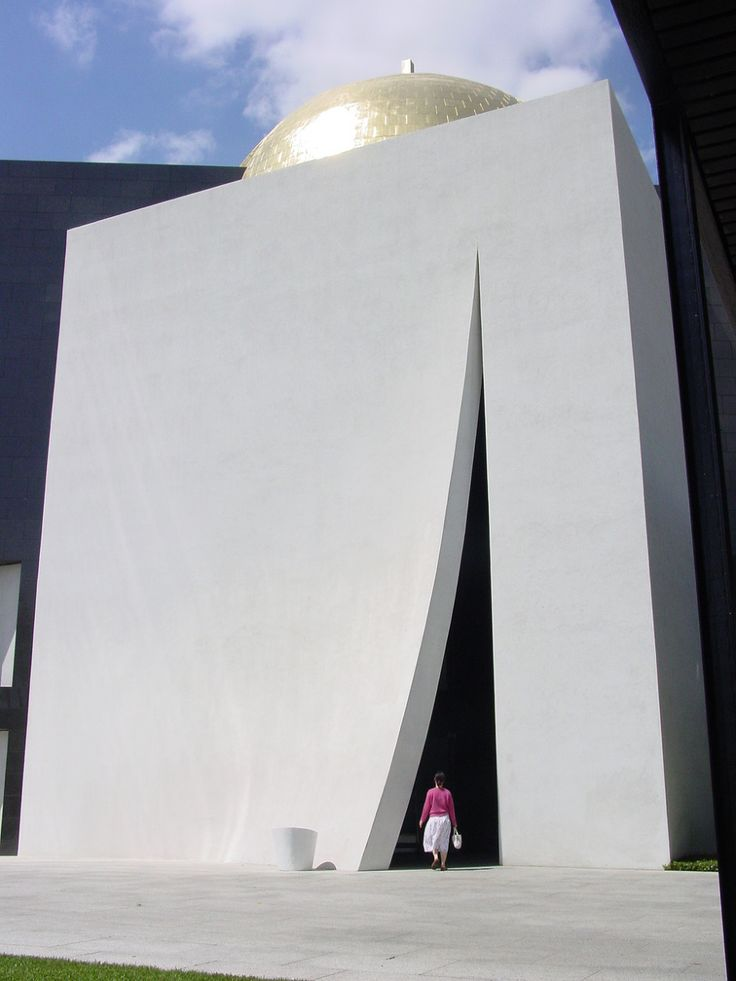 Chapel of St. Basil, Houston (USA) - Phillip Johnson