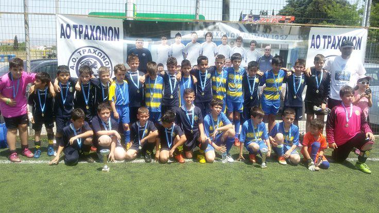 Α.Ο.Αθλος Ποδοσφαιρική Ακαδημία. Η Ομάδα μας σε αγώνα με τον Α.Ο. Τραχώνων.😄⚽🥅🥇🏆 #ΑθλοςΗλιουπολης #AthlosIlioupolis #football #soccer #Academy #FootballAcademy