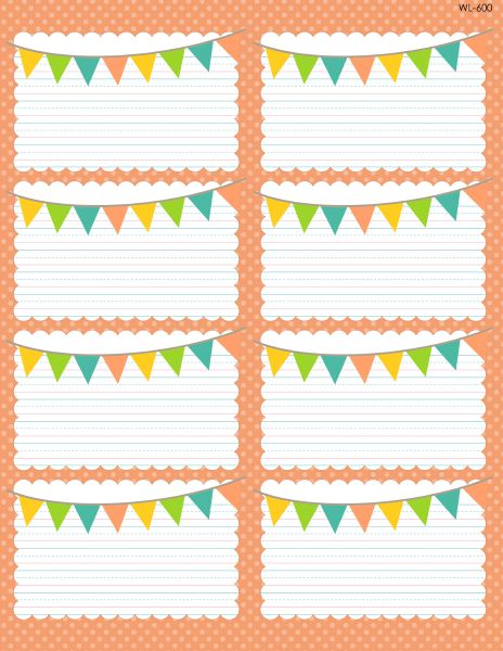 free printable tags and more