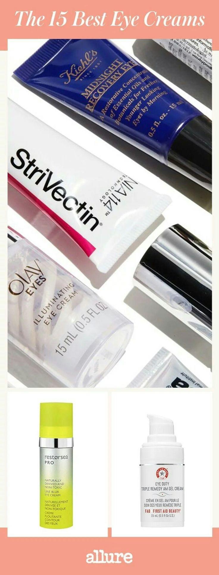 Top Retinol Eye creams