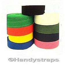 Handy Straps Ltd::Webbing and buckles (free postage)::Webbing And Buckles For 25mm Webbing::Per 10 meter of 25mm Webbing
