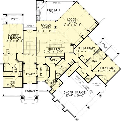 Grist mill house plans