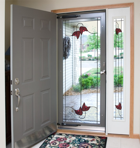 26 Best Storm Door Ideas Images On Pinterest Entrance