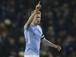 Kevin De Bruyne signs new Manchester City deal