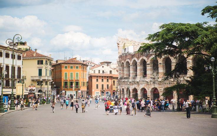 Récit et photos de quelques jours passés à découvrir Vérone et Vicence dans le Nord de l'Italie.