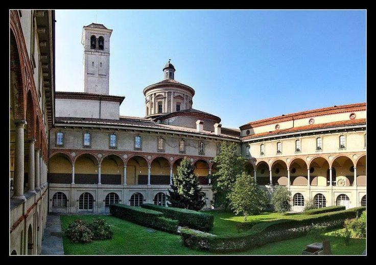Museo de Ciencia y Técnica. Milan