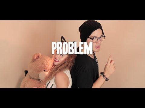 Ariana Grande - Problem ft. Iggy Azalea (Mahogany Lox  Brandon Skeie)
