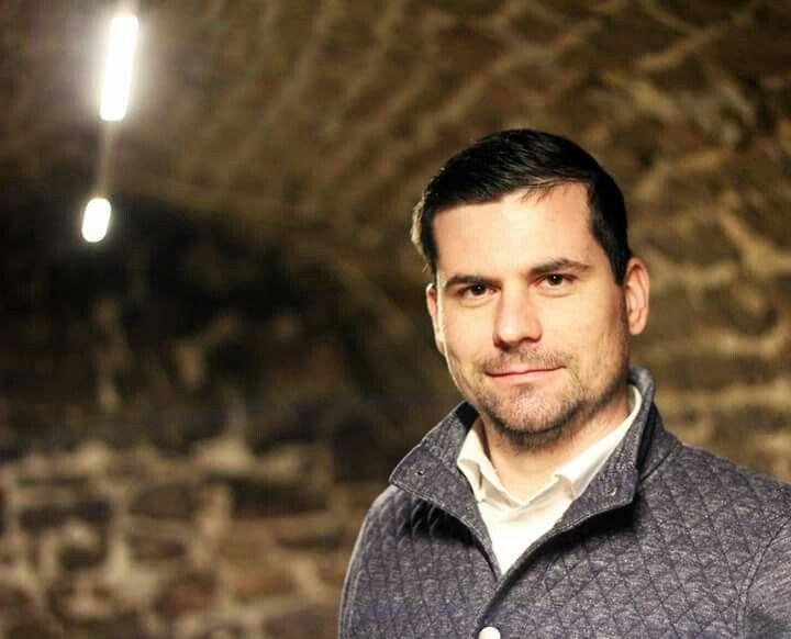 Gincsai Tamás főborász   Holdvölgy Winery Mád Tokaj-Hegyalja Hungary