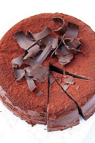 Le Biscuit Moelleux Au Chocolat De La Maison Du Chocolat