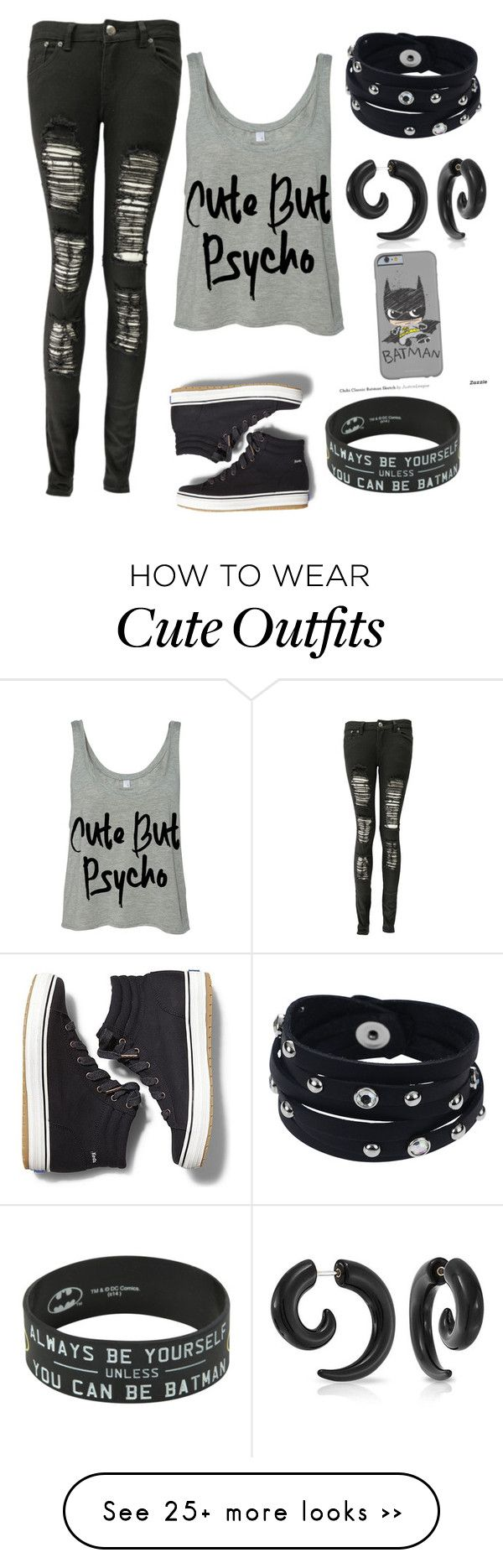 """""""For @kirra-1994"""" by lawlorffsweetheart on Polyvore featuring Bling Jewelry, Boohoo and Keds"""
