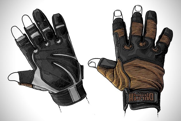 Duluth Carpenters Gloves