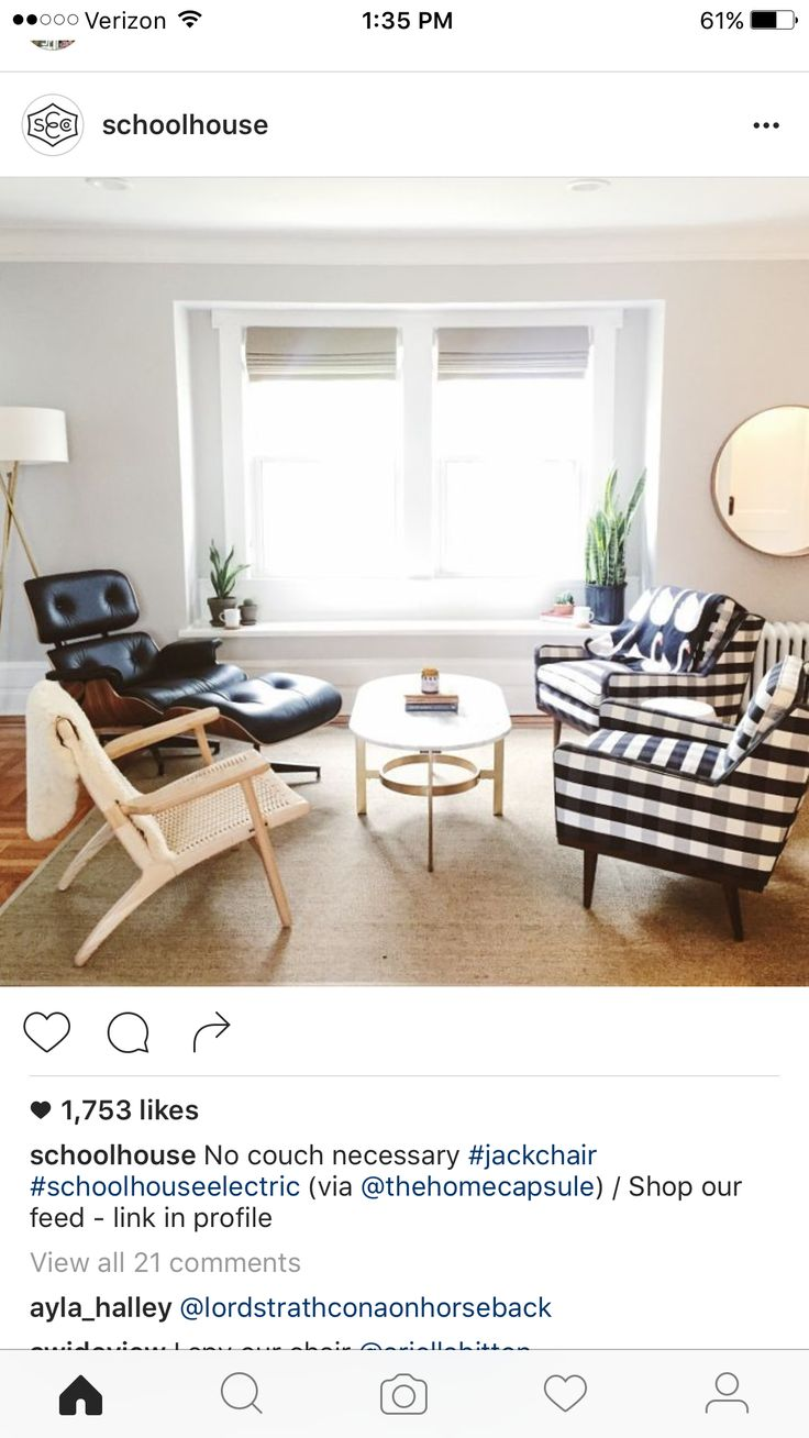Fancy chairs fancy cardboard chairson home interior design ideas with - Eames Lounger School House Electric Jack Chairs West Elm Coffee Table Designed And Styled By Sarah Dobbs