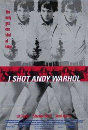 I Shot Andy Warhol Online. Based on the true story of Valerie Solanas who was a 60s radical preaching hatred toward men in her Scum manifesto. She wrote a screenplay for a film that she wanted Andy Warhol to ...